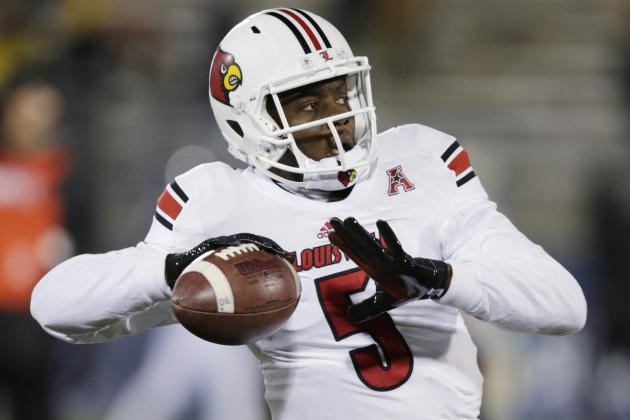 2014 NFL Draft: Which QB Is Best Fit for the Jaguars?