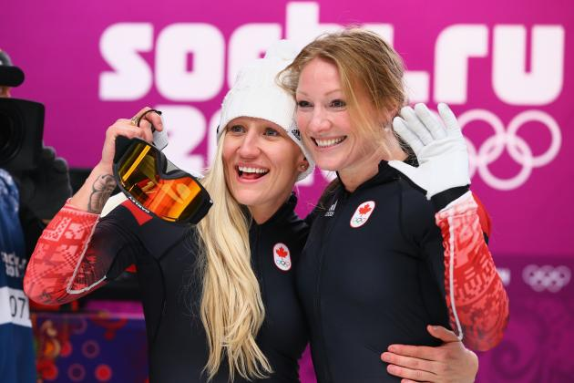 Olympic Bobsled 2014: Live Results, Analysis and Highlights of Women's Event