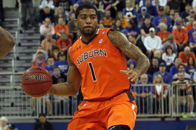Ex-Auburn Player Ward into Diversion Program