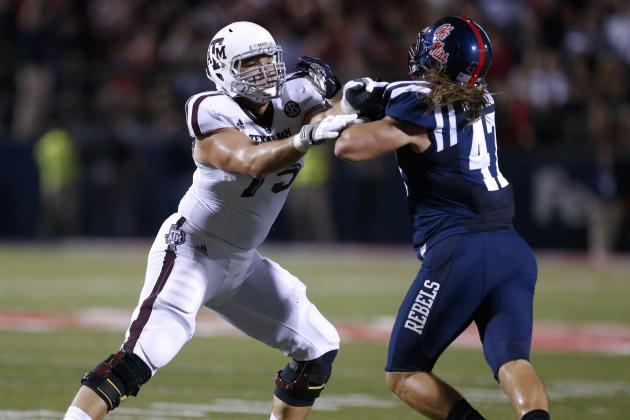 Jake Matthews NFL Draft 2014: Highlights, Scouting Report for Atlanta Falcons OT