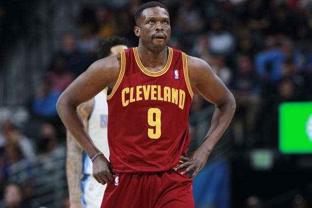 NBA Trade Rumors: Breaking Down Recent Buzz on Luol Deng, Tony Allen and More