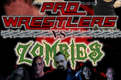 Movie Review: 'Pro Wrestlers vs. Zombies' with Kurt Angle, Roddy Piper and More