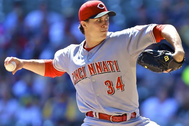 Homer Bailey and Reds Agree on 6-Year Contract