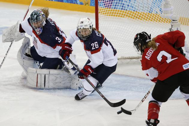 Canada vs. USA Women's Hockey Gold-Medal Game: Stars to Watch in 2014 Olympics