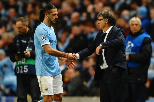 Offering a Case for the Defence of Manchester City's Martin Demichelis