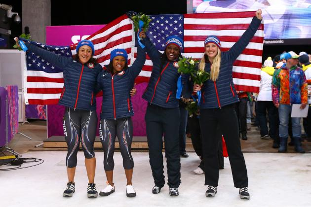 Sochi Winter Olympics 2014: Team USA Highlights for Day 12