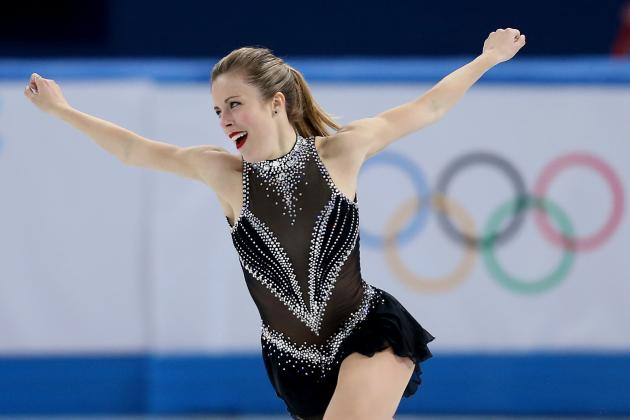 Ashley Wagner Fails to Medal in Women's Figure Skating Individual Program