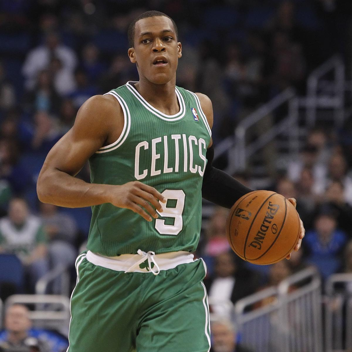 Is Rajon Rondo Worth Boston Celtics' Asking Price in ...