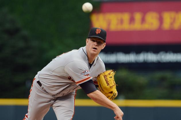 Why Matt Cain Deserves the Start on Opening Day