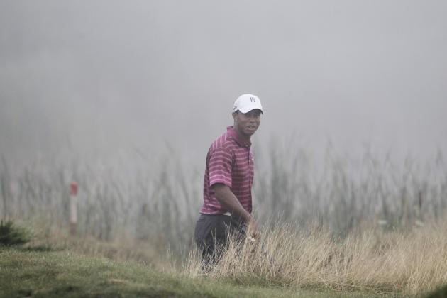 Tiger Woods Has Been a Ghost During the 2014 PGA Tour Season