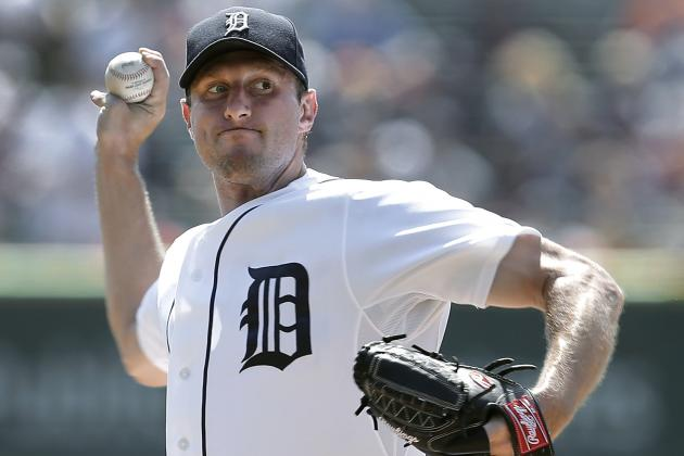 Recent, Upcoming Pitching Extensions Could Lead to Barren 2015 Free-Agent Class