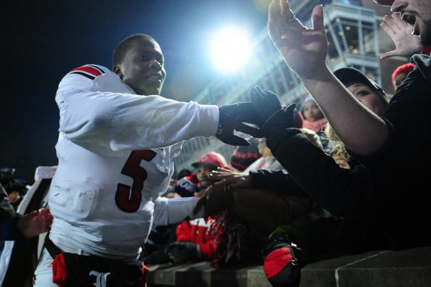 Teddy Bridgewater Is Best Fit for Houston Texans at No. 1 in 2014 NFL Draft