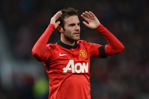 Juan Mata's Actions Back Up His Claims That Man United Can Attract Top Players