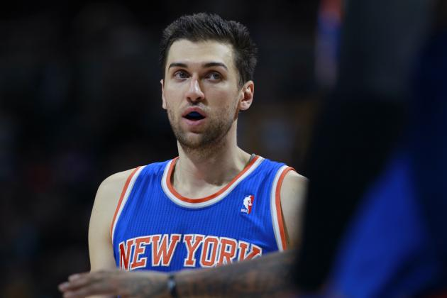 Will Andrea Bargnani Have a Future with NY Knicks?