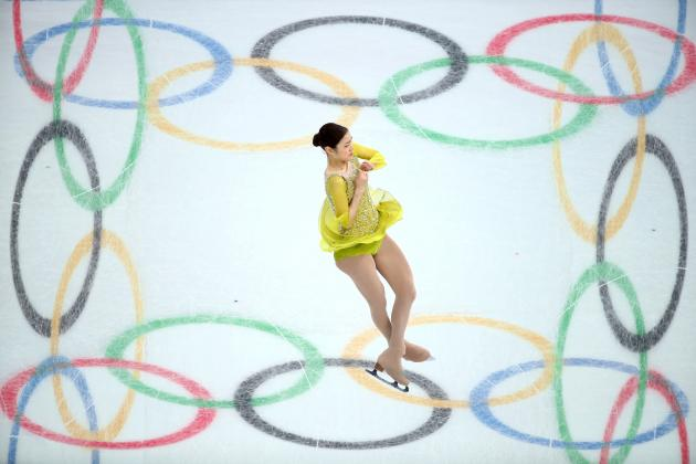 Women's Figure Skating Olympics 2014: Complete Leaderboard Entering Free Program