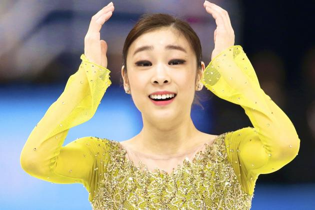 Sochi Olympics 2014: In Ladies' Figure Skating, Everyone Is Chasing the Queen
