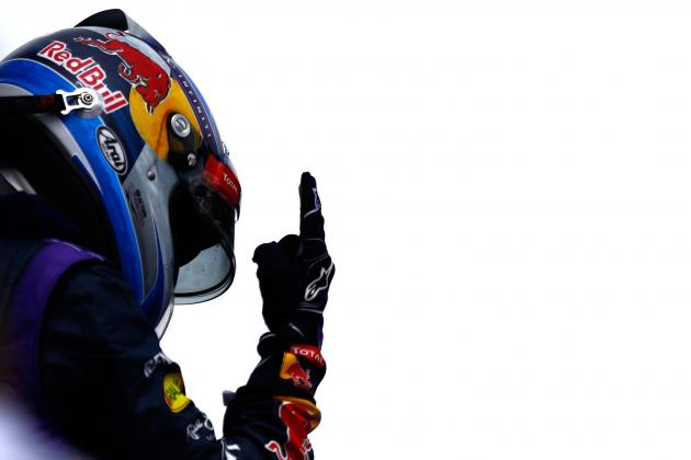 Sebastian Vettel and Red Bull: The Least Dominant of the Great F1 Dynasties