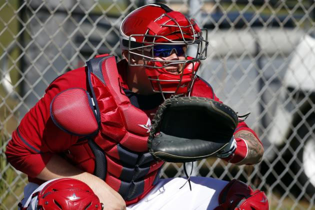 Nationals Catcher Jose Lobaton Used PlayStation to Learn About Stephen Strasburg