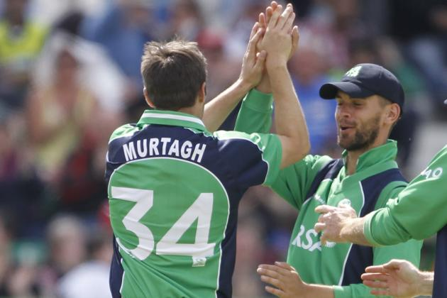 West Indies vs. Ireland, 1st T20: Scorecard, Report and More