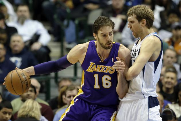 Trading Pau Gasol a Huge Challenge for Rebuilding Los Angeles Lakers