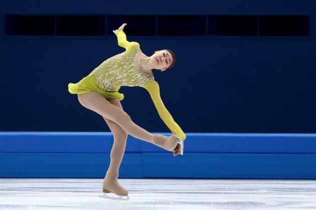 Winter Olympics Figure Skating 2014: Top Women Contenders Entering Free Skate