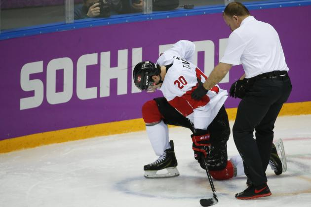 Canadian Olympic Hockey Team 2014: How John Tavares Injury Affects Run to Final