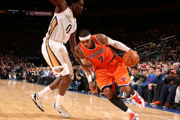 New York Knicks vs. New Orleans Pelicans: Live Score and Analysis