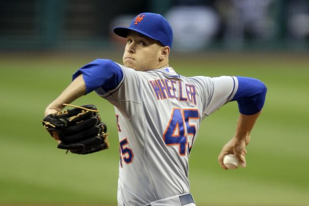 Zach Wheeler Is Not Ready to Become New York Mets' 2014 Ace