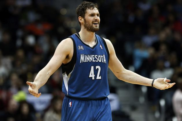 Minnesota Timberwolves' Owner Doesn't Even Review Kevin Love Trade Proposals