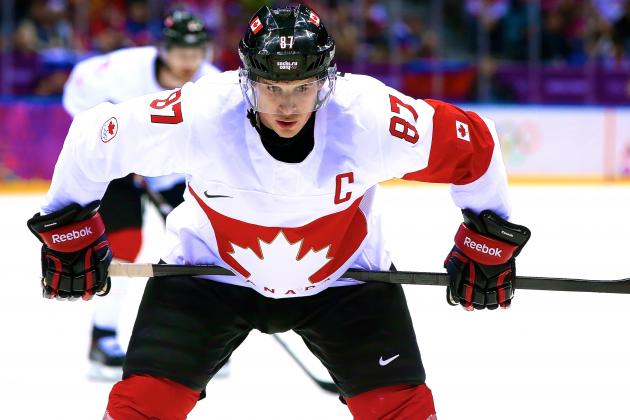 Should Canada Be Worried After Latvia Scare in 2014 Olympic Hockey Quarterfinal?