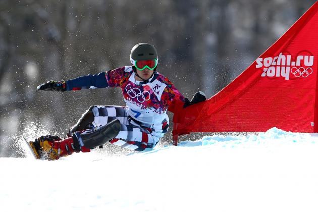Men's Snowboarding Parallel Slalom Olympics 2014: Preview and Medal Predictions