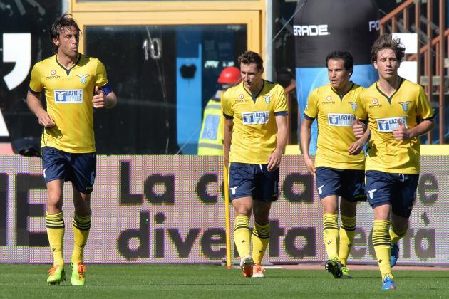 Lazio vs. Ludogorets: Date, Time, Live Stream and Preview