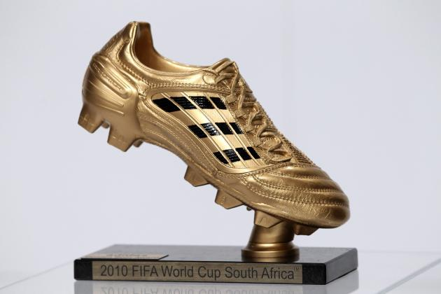 World Cup 2014: Top Contenders to Win Golden Boot