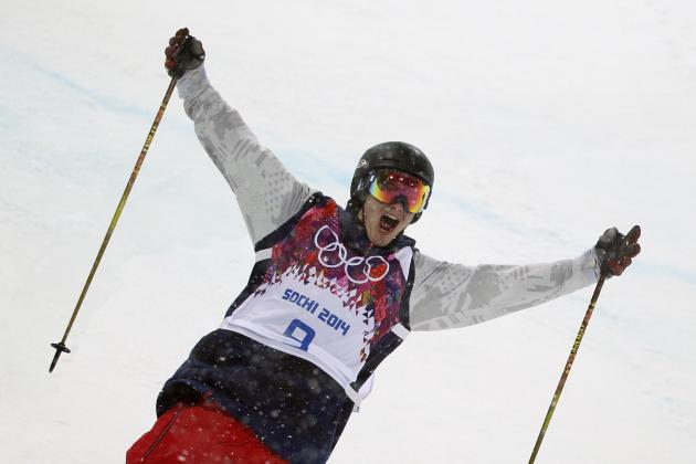 5 Takeaways from David Wise's Performance at Sochi Olympics