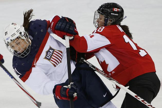 Olympic Hockey 2014: Schedule, TV Info and Team Predictions for Day 13