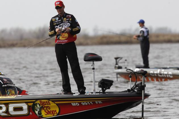 Bassmaster Classic 2014: Dates, TV Schedule and Event Info
