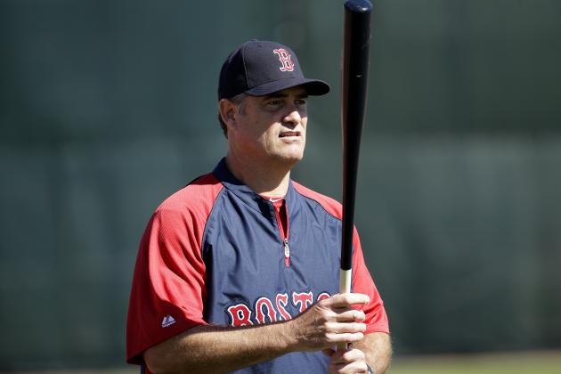 John Farrell Hints at Boston Red Sox's 2014 Starting Lineup