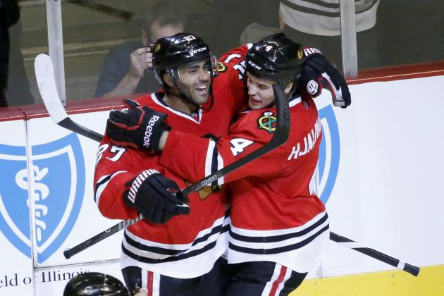 Why Johnny Oduya and Niklas Hjalmarsson Are Crucial to Blackhawks' Cup Chances