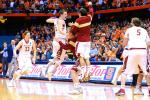 No. 1 Syracuse Stunned by BC at Home, 62-59