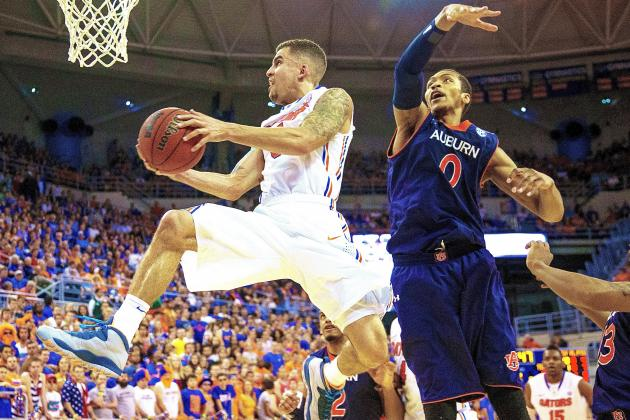 Auburn vs. Florida: Score, Recap and Analysis as Gators Avoid Upset