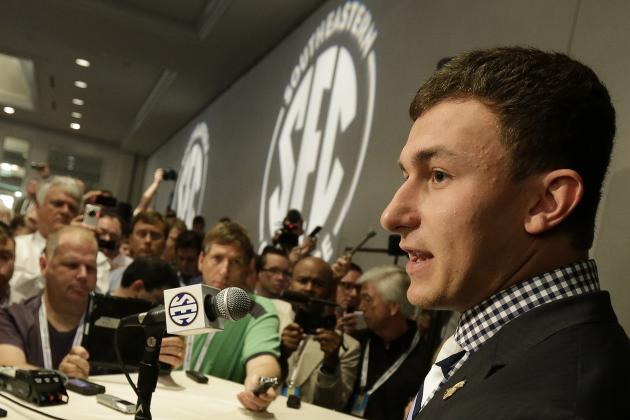Does College Football 2014 Have a Superstar Void After Johnny Manziel Departure?