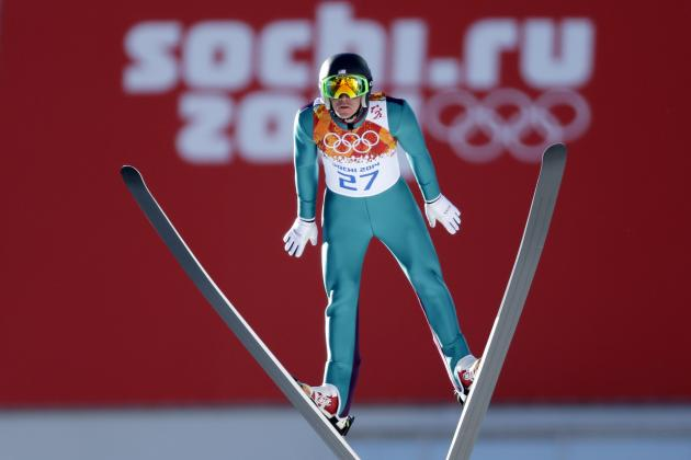 US Nordic Combined Olympics 2014: Schedule, TV Info, Day 13 Medal Predictions