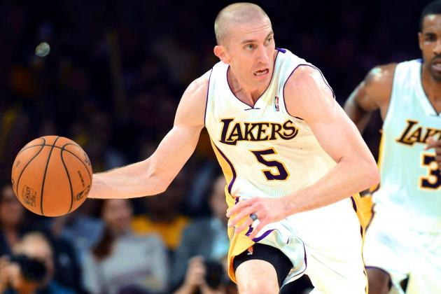Steve Blake Undoubtedly Helps Warriors, but Just How Much?