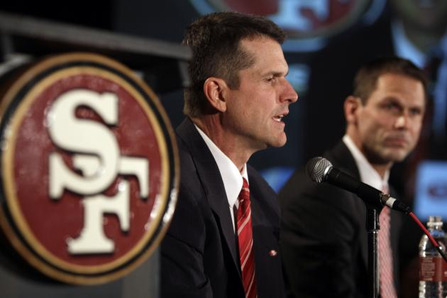 Draft Day Trades San Francisco 49ers GM Trent Baalke Should Be Exploring