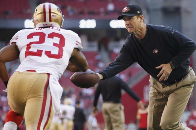 San Francisco 49ers: Will LaMichael James Be on the 2014 Roster?