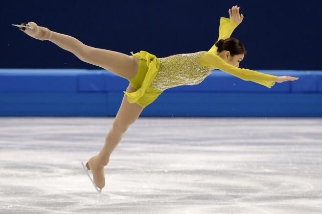 Olympic Figure Skating Schedule 2014: TV and Live Stream Info for Day 13