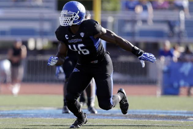 2014 NFL Combine Gives Khalil Mack Chance to Stake Claim as Draft's Top LB