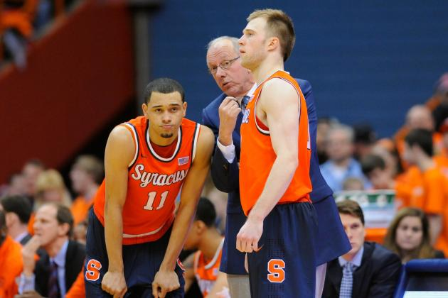 Syracuse Basketball: Undefeated No More, Orange Need to Pick Up Offense