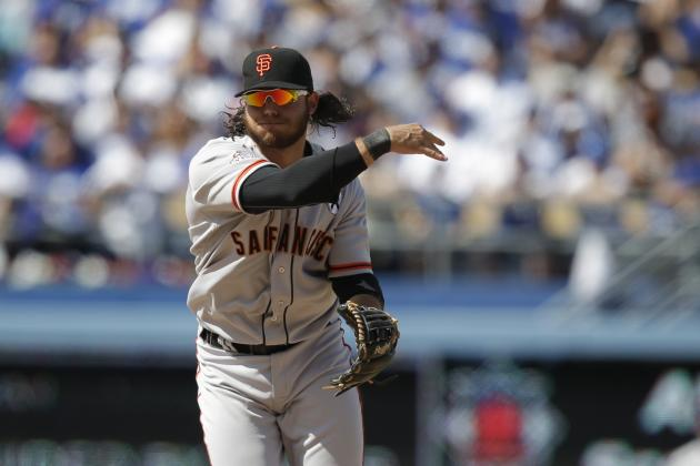 San Francisco Giants: Why Brandon Crawford Will Improve in 2014