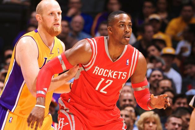 Houston Rockets vs. Los Angeles Lakers: Live Score and Analysis